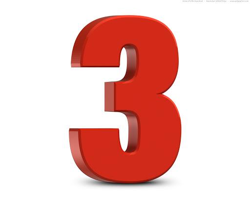 broj 3