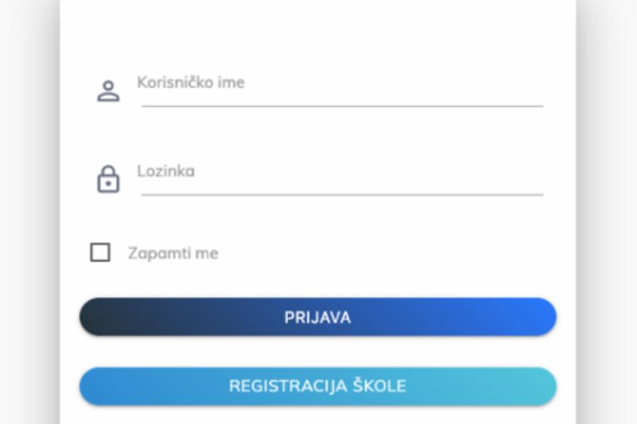 Prijave učenika na testiranje – aplikacija MIA